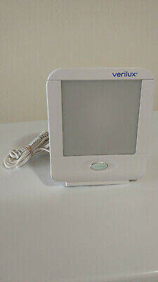 Verilux HappyLight Therapy Liberty Personal Portable Light Therapy Energy Lamp