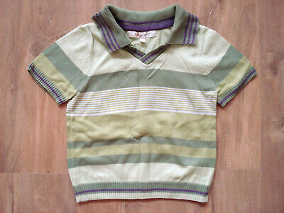 MOLLY n' JACK boys' knitted polo shirt - Size 3-4 years