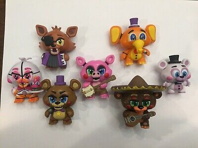 FUNKO MYSTERY MINIS Five Nights at Freddy's FNAF The Twisted