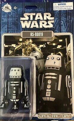 Disney Parks Star Wars R5-BOO19 Halloween Astromech Droid Factory - New