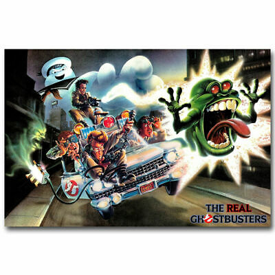 ZA1013 Ghostbusters Movie 1984 Poster Hot 40x27 36x24 18inch