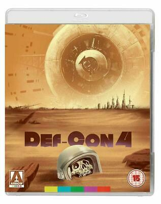Def-Con 4 (Blu-ray) Lenore Zann, Maury Chaykin, arrow films NEW SEALED  (£9.00)