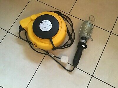 Rs Pro Handheld Inspection Lamp 97-3455 Used A Handful Of Times