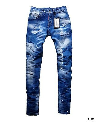 SALE DSQUARED2 Made In ITALY  FASHION COLLECTION JEANS DSQ2 571 ANY SIZE