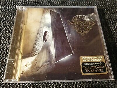 Evanescence - The Open Door - 2006 Wind-Up CD - aus press rock nu metal