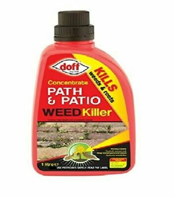 Weedkiller Path And Patio Weed 400 Sqm Killer Concentrated Liquid Treat Up To
