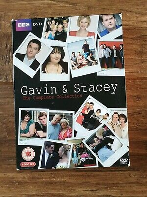 Gavin & Stacey - The Complete Collection (Series 1 - 3 & Xmas Special)