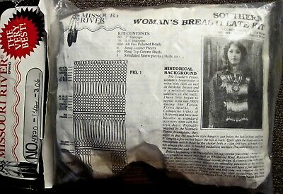 Missouri River (Brand) Southern Woman's Breastplate Kit No. 4820 FACTORY SEALED