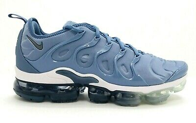Nike Air Vapormax Plus Blue Cool Grey 924453 402 Mens Size 11.5