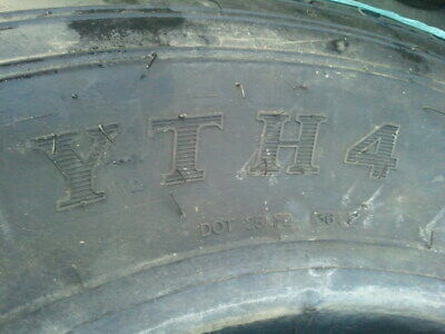 Durun Yth4 255/70R 22.5 Commercial SEMI Tire ALL STEEL RADIAL BRAND NEW QTY 1