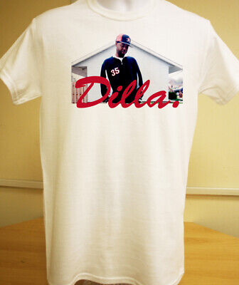 J DILLA CHANGED MY LIFE T-Shirt - Hip Hop tee rap MF Doom