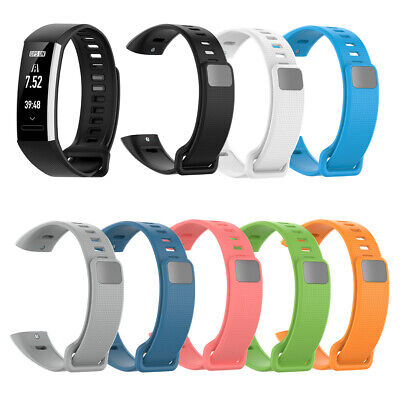Sport Soft Silicone Watch Band Wrist Strap for Huawei Band 2/Band 2 Pro Bracelet