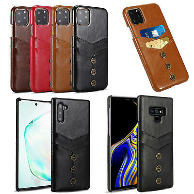 PU Protective Case Shell Phone Cover for iPhone XI Samsung Note 10 Huawei Mate20