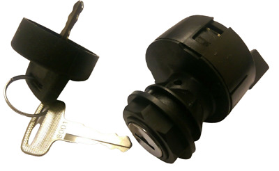 Replacement Late Type Ignition Switch Terex Benford TV Rollers Dumpers 8000-4490