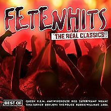 Fetenhits - the Real Classics (Best of) von Various | CD | Zustand sehr gut