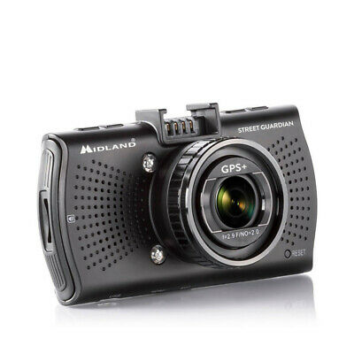 Midland Street Guardian Plus Dash Camera GPS