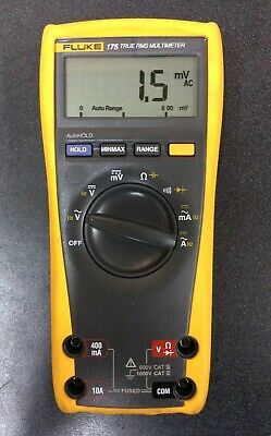 FLUKE 177 TRUE RMS Multimeter - $69 99 | PicClick