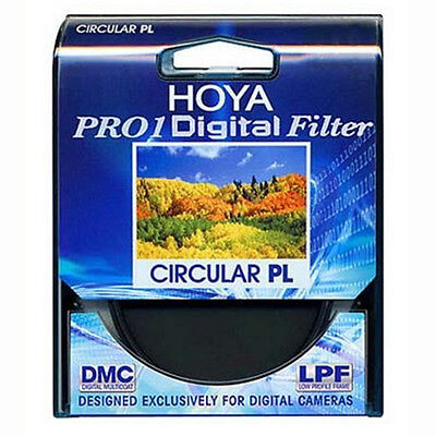 HOYA Pro1 CIRCULAR Digital CPL 62mm  Polarizer Camera Lens Filter for SLR Camera