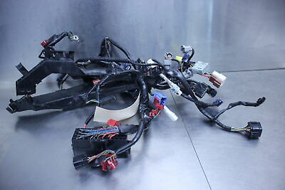 08-11 Honda CBR 1000RR Main Engine Wiring Harness Loom