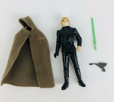 Vintage Star Wars LUKE SKYWALKER Return of The JEDI KNIGHT Complete 1983 ROTJ TW
