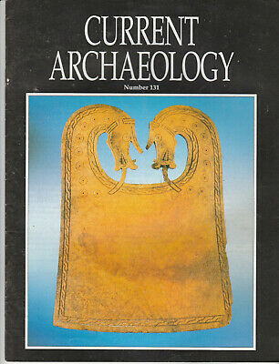 CURRENT ARCHAEOLOGY Magazine October 1992