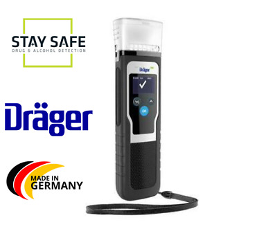 Breathalyser Alcohol Breath Tester Professional DRAGER ALCOTEST 5000 Fuel Cell