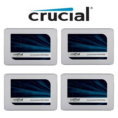 "SSD 240G 250G 120G 480G Crucial MX500 BX500 Solid State Drive Laptop 2.5""SATAIII"