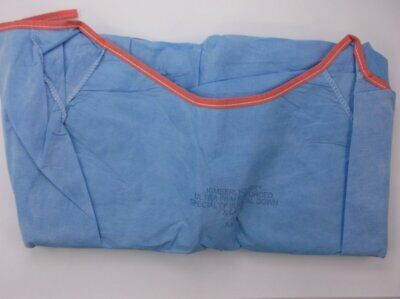 Kimberly Clark Ultra Film Reinforced Specialty Surgical Gown X-Large 521 Aami 4