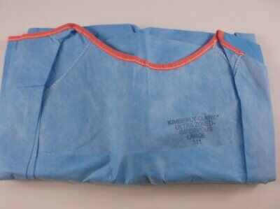 Kimberly Clark Ultra Zoned Impervious Surgical Gown Large 311 New No Package