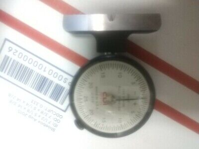 "CDI J-41 Knife Edge Dial Depth Gage .0005"" Grad."