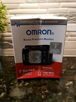 OMRON BP6350 7 SERIES WRIST BLOOD PRESSURE MONITOR Bluetooth