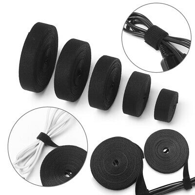 Reusable Strong Adhesion Wire Management Cable Ties Cord Winder Cable Organizer