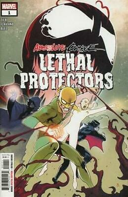 Absolute Carnage Lethal Protectors #1 (Of 3) Marvel Comics Near Mint 8/28/19