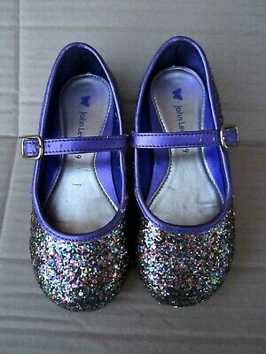 John Lewis Girl`s Shoes, Size: UK 9