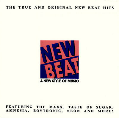 Various - New Beat - A New Style Of Music. Vinyl