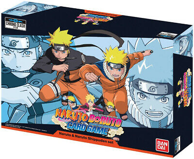 NARUTO SHIPPUDEN CARD Game Emerging Alliance Booster Pack