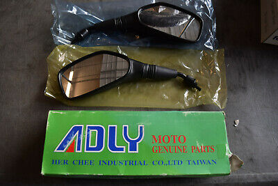 Adly Moto Scooter Mirror Set (Left & Right)