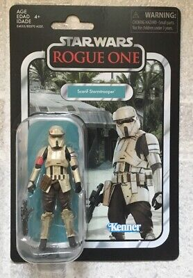 Star Wars Vintage Collection (VC133) SCARIF STORMTROOPER Brand New