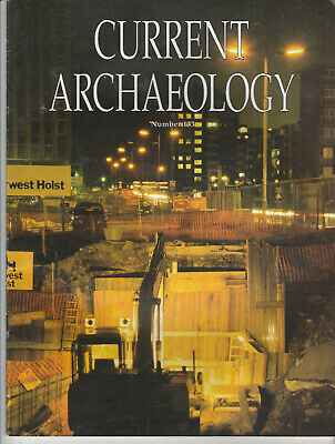 CURRENT ARCHAEOLOGY Magazine March 1993