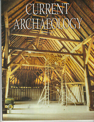 CURRENT ARCHAEOLOGY Magazine August 1993