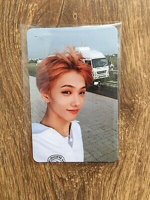 NCT Dream - We Go Up [JISUNG] Official Photocard
