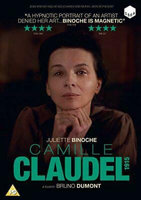 Camille Claudel 1915 [DVD], New, DVD, FREE & FAST Delivery