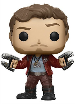 Funko-Pop! Movies: Guardians Of The Galaxy 2-Star-Lord With  (Uk Import) Acc New