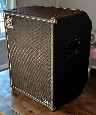 YAMAHA G100 GUITAR Amp Head With AMPEG 4x12 Stereo Guitar