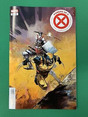 Powers Of X #1 (2019) Marvel Comics Hickman Variant Cover - Huddleston 1:10