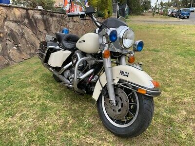Harley Davidson FLHTP Road King Police Special 1992 50,xxx Complied New Tyres