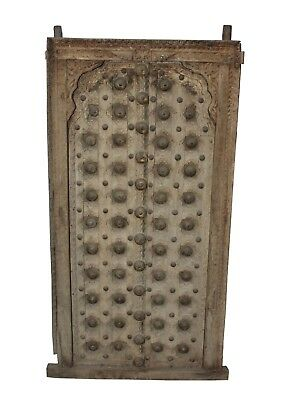 Door Gate Wooden Royal Home Decor Handmade Vintage Collectible US255WH