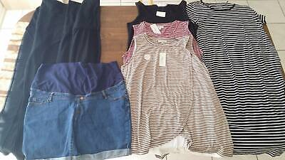 Maternity clothes bundle size 14. Target. Very good condition!!
