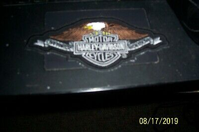 Motorcycle    HARLEY DAVIDSON Live to Ride  patch