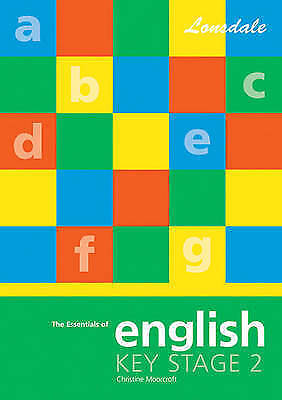 English: Revision Guide (Lonsdale Key Stage 2 Essentials) by Moorcroft, Christin